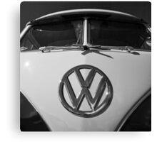 VW Split Screen camper / bus Canvas Print