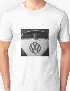 VW Split Screen camper / bus Unisex T-Shirt