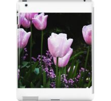 Perfection in Tulips - Floral Collection 1 iPad Case/Skin
