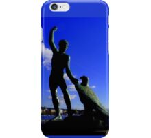 Zurich and Ganymede iPhone Case/Skin