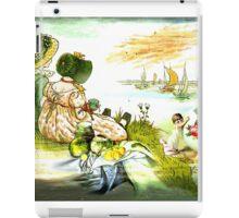 FUN AT THE BEACH iPad Case/Skin