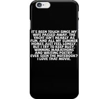 The ultimate pickup line. iPhone Case/Skin