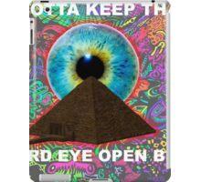 3rd Eye iPad Case/Skin