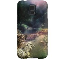 RAMS IN THE WILD Samsung Galaxy Case/Skin
