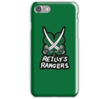 Reilly's Rangers iPhone Case/Skin
