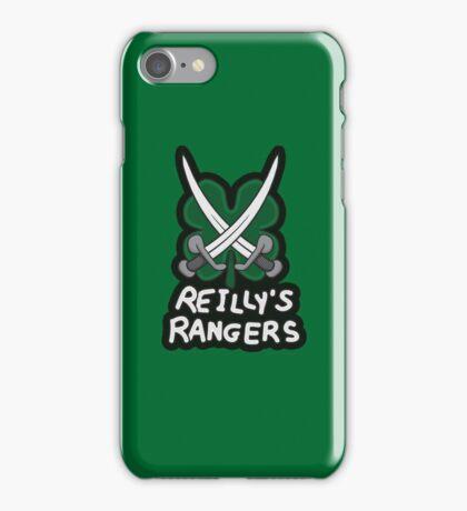 Reilly's Rangers iPhone Case/Skin