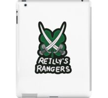 Reilly's Rangers iPad Case/Skin