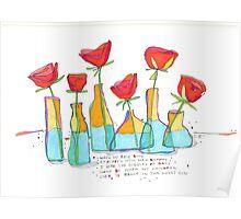 Rose Giggles Poster