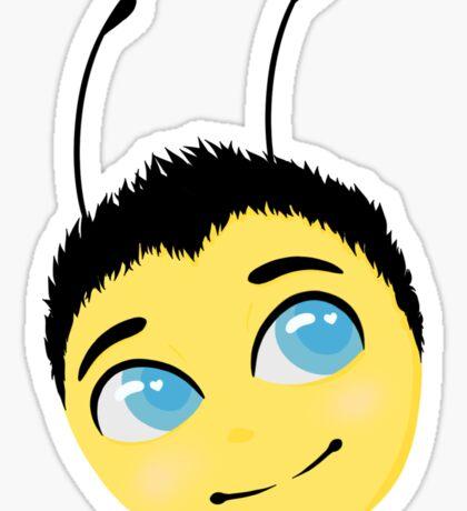 Cute Barry b benson Sticker
