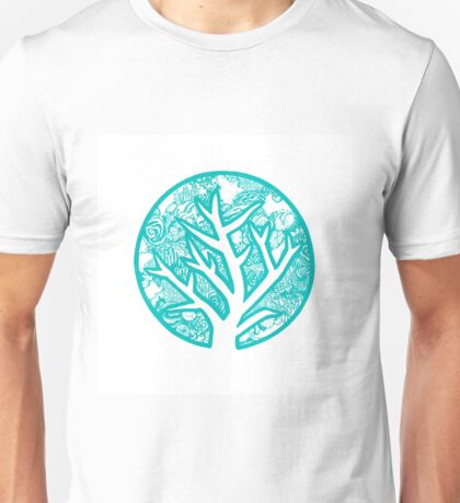 Staghorn Coral Unisex T-Shirt