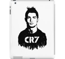 CR7 tattoo iPad Case/Skin