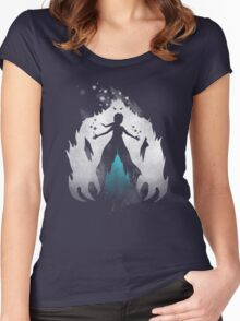 Monster Within Women's Fitted Scoop T-Shirt