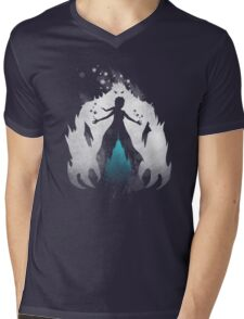 Monster Within Mens V-Neck T-Shirt