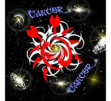 Cancer - Astrology Sign Photographic Print