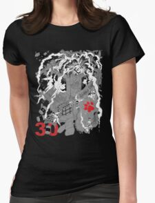 Naughty Dog 30th Anniversary - Chaos Womens Fitted T-Shirt