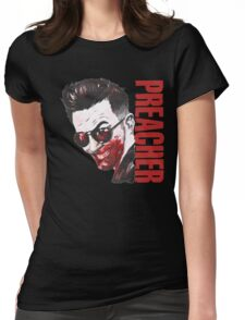 preacher - Arseface, Jesse, Tulip and Cassidy Womens Fitted T-Shirt