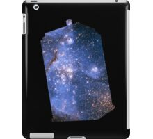 TARDIS - Galaxy Stars iPad Case/Skin