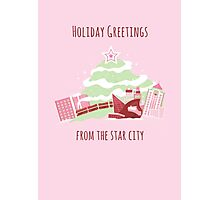 My Roanoke Holiday Photographic Print
