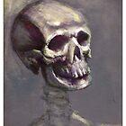 Skull Study by Brie Alsbury