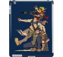 Naughty Dog - Drake, Joel, Jak iPad Case/Skin