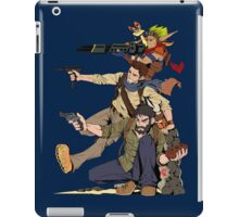 Naughty Dog - Drake, Joel, Jak iPad Case/Skin