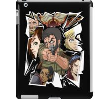 Last of Us - Shattered iPad Case/Skin