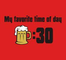 Beer:30 Baby Tee
