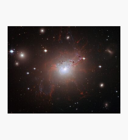 Magnetic monster NGC 1275 Photographic Print