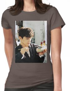 SVT Dino Womens Fitted T-Shirt