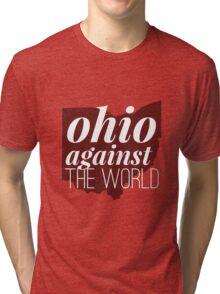 Ohio Against The World Tri-blend T-Shirt