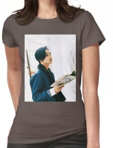 SVT Jeonghan Womens Fitted T-Shirt