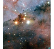 Mammoth stars seen by Hubble Photographic Print