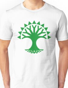 Selesnya Conclave Symbol Unisex T-Shirt
