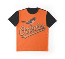 Baltimore Orioles Graphic T-Shirt