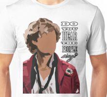 Aaron Tveit Enjolras - Do you hear the people sing? Unisex T-Shirt