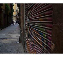 Alley Art Photographic Print