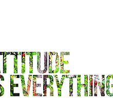 Attitude is everything by ak4e