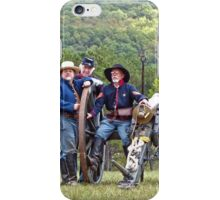 150th Anniversary of the Battle of Pilot Knob iPhone Case/Skin
