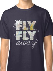 Catch Me If You Can - Fly, Fly Away Classic T-Shirt