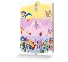 The Great Rebellion #2 by Kevenn T. Smith Greeting Card