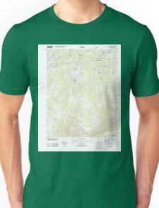 USGS TOPO Map California CA Standard 20120508 TM geo Unisex T-Shirt