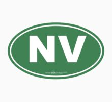 Nevada Euro Oval GREEN Kids Clothes