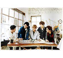 seventeen vocal team Poster