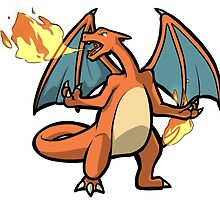 006. Charizard by playerprophet