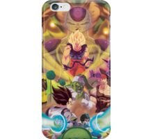the namek saga  iPhone Case/Skin