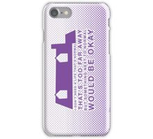 Next To Normal - House iPhone Case/Skin