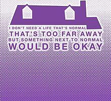 Next To Normal - House by Johanna Martinez