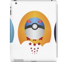 Pokemon Pokeball Set iPad Case/Skin