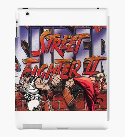 Street Fighter 2 - Super iPad Case/Skin