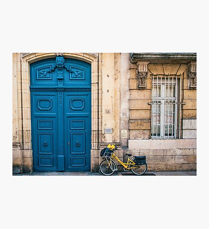 Dijon, Burgandy France Photographic Print